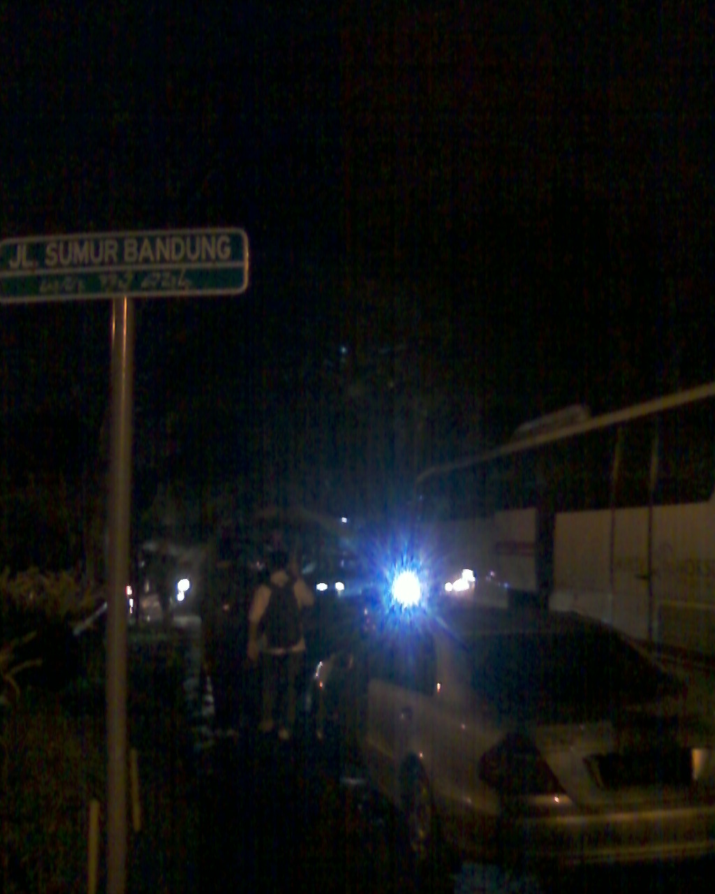 Jalan Sumur Bandung Macet Euy