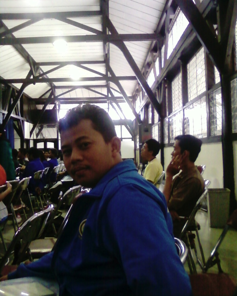 Faisal, IF'06, Salah satu peserta Seminar Wirausaha ITB