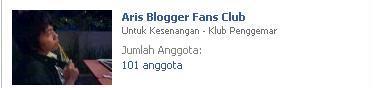 Aris Blogger Fans Club